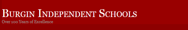 Burgin Independent Schools